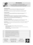 Returseddel - PDF