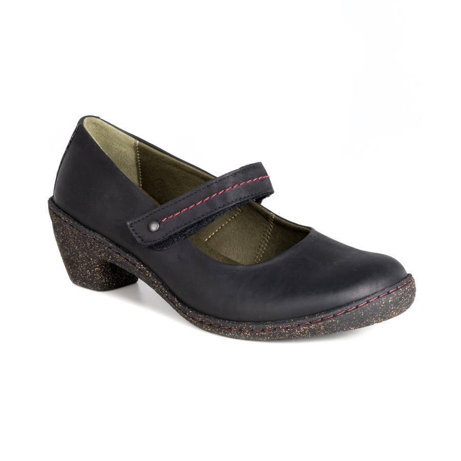 aa5c16354fe Green Comfort ballerina - By Hein Shoes