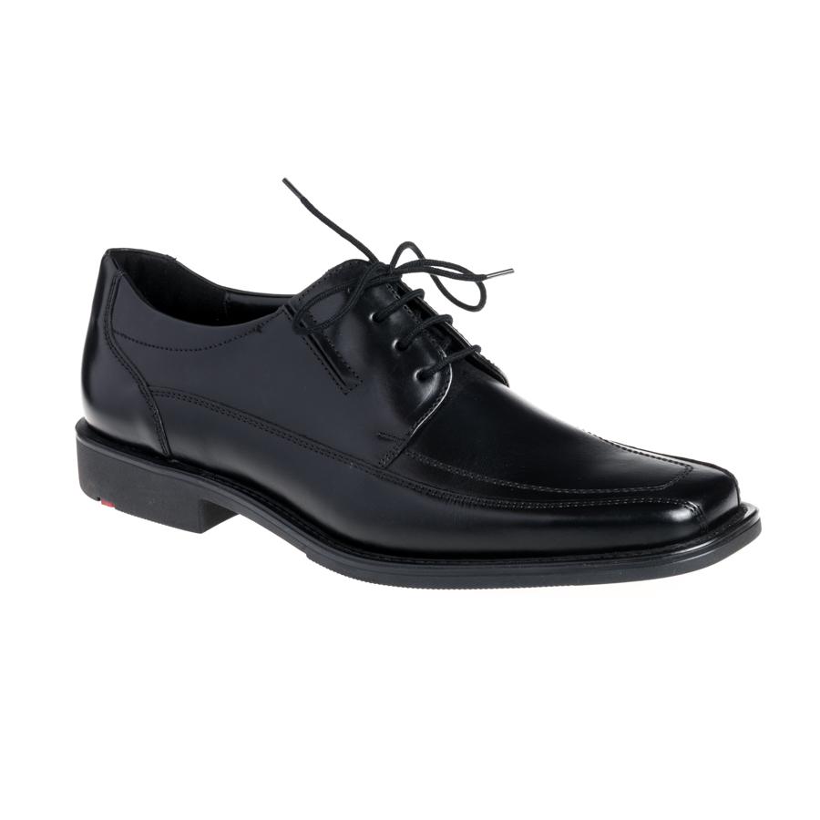 ce181bd5da4 Lloyd Kalid sort herresko med ekstra vidde 14-352-00 - By Hein Shoes