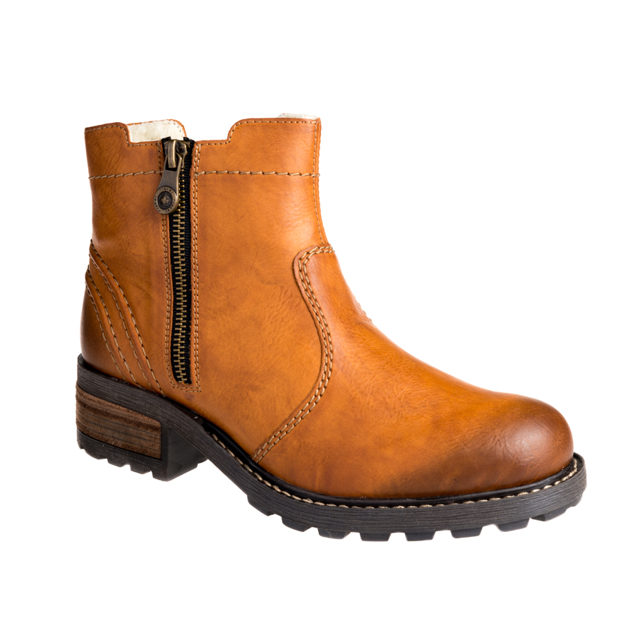 5d95437da91 Rieker støvle m. for - By Hein Shoes
