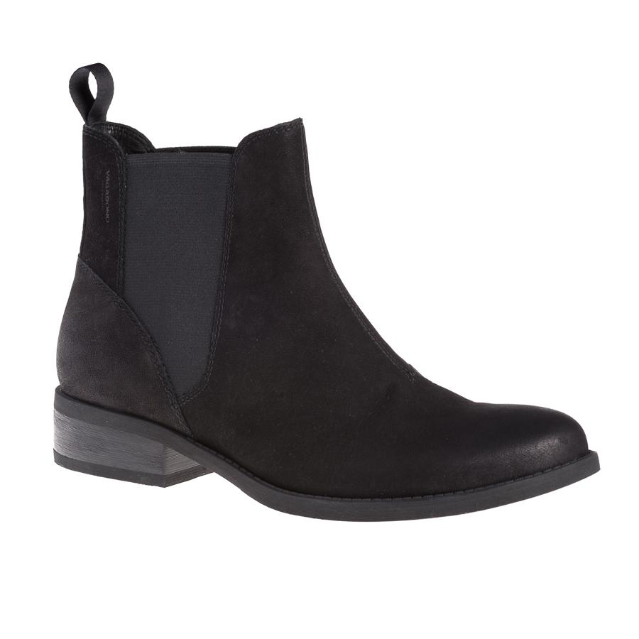 84c7c5ee022e Vagabond Cary sort nubuck chelsea dame støvle - By Hein Shoes