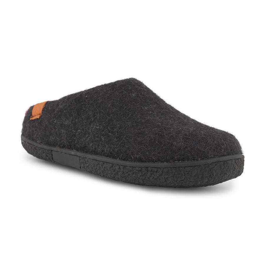 d6b6a0d1534 Uldhjemmesko fra Green Comfort i 100 % uld 17281 - By Hein Shoes