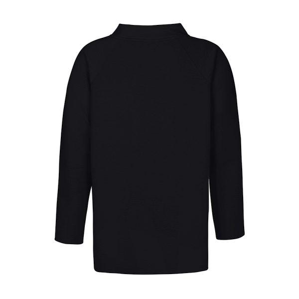 Smart Zhenzi Becaud bluse i sort.