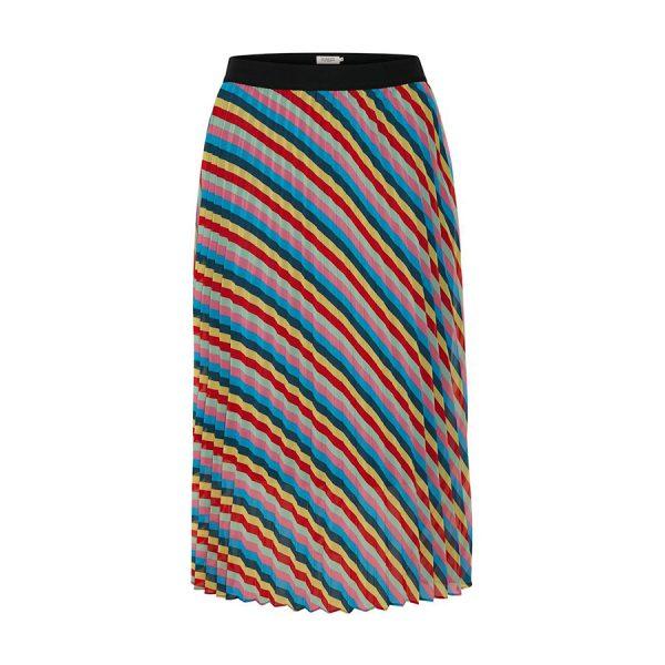 Lækker, farverig Soaked in Luxury Prisilla nederdel.