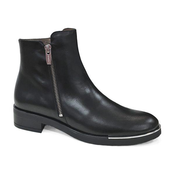 Wonders Oregon Negro. Rigtig fin skindstøvle i sort.