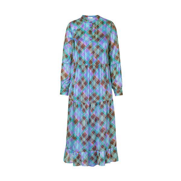 Levete Room Gamma kjole i en spændende lilla farve.