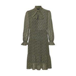 Soaked in Luxury York Dress - flot kjole med fin bindesløjfe.