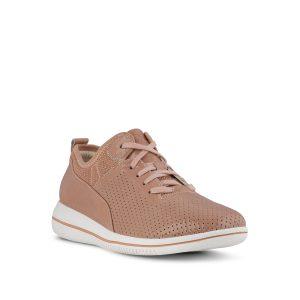 Green Comfort Leaf 225013Q30, meget let sneaker i rosa kalveskind.