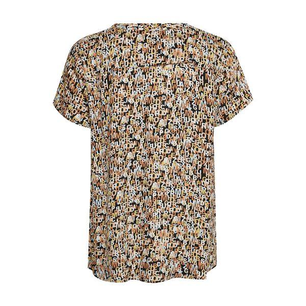 Culture CUerni Shirt SS 50107508-500012 Black