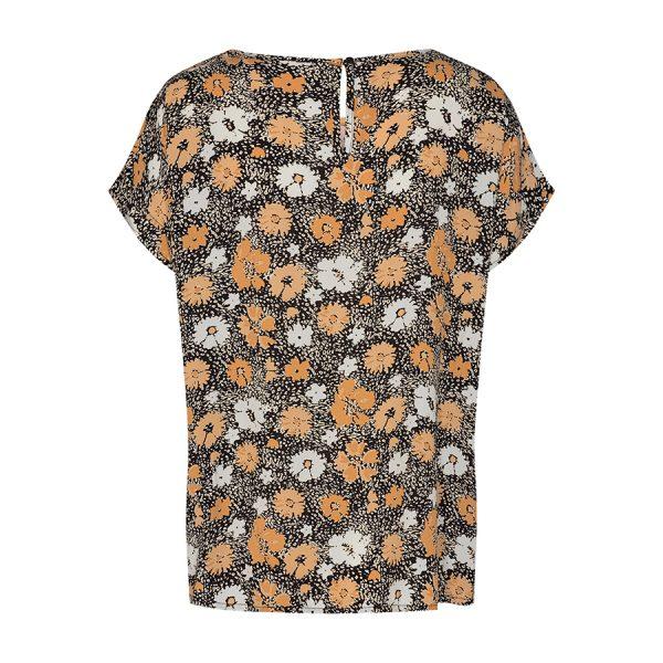 Soyaconcept Sammy 24 Blouse 17312-8295c Orange blomster