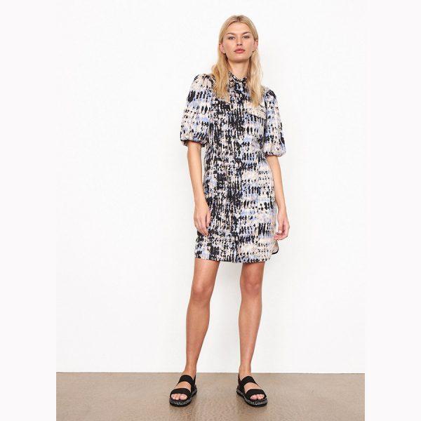 Second Female Santo Dress 54776-8001 Black